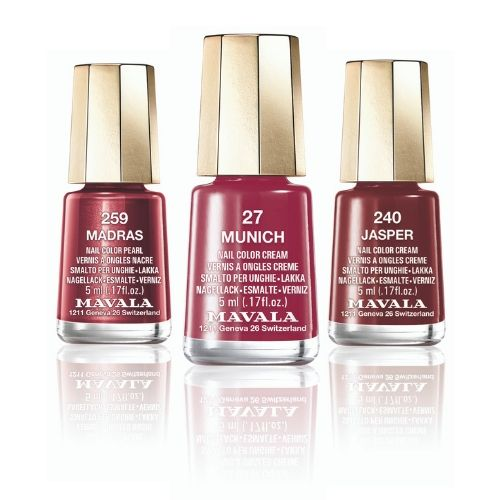BURGUNDY SHADE MINI COLOUR