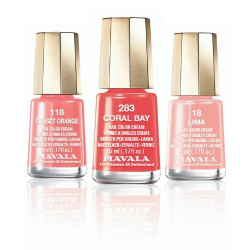 CORAL SHADE MINI COLOURS