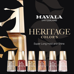 HERITAGE COLLECTION MINI COLOURS
