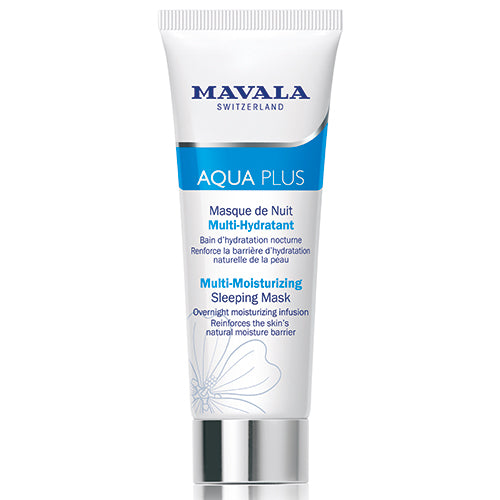 AQUA PLUS MULTI-MOISTURIZING SLEEPING MASK