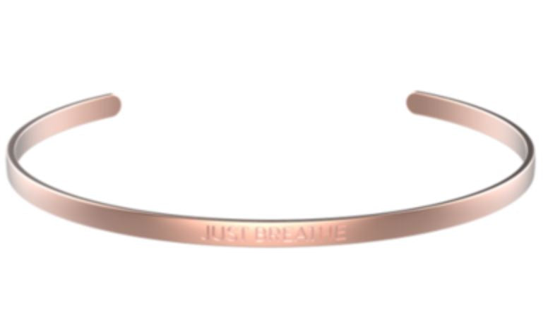 BellaBeat Inspire Bracelet - Rose Gold - Luxor Box