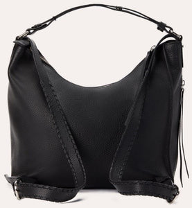 Kiko Leather - Versatile Shoulder Bag - Luxor Box