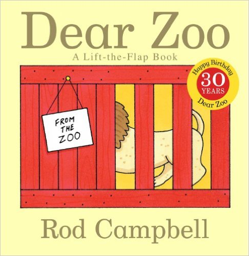 Best Books for Babies & Toddlers: Dear Zoo by Rod Campbell