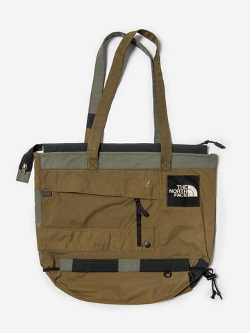 THE NORTH FACE RECONSTRUCTED TOTE BAG C.001