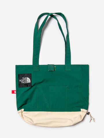 THE NORTH FACE RECONSTRUCTED TOTE BAG C.004