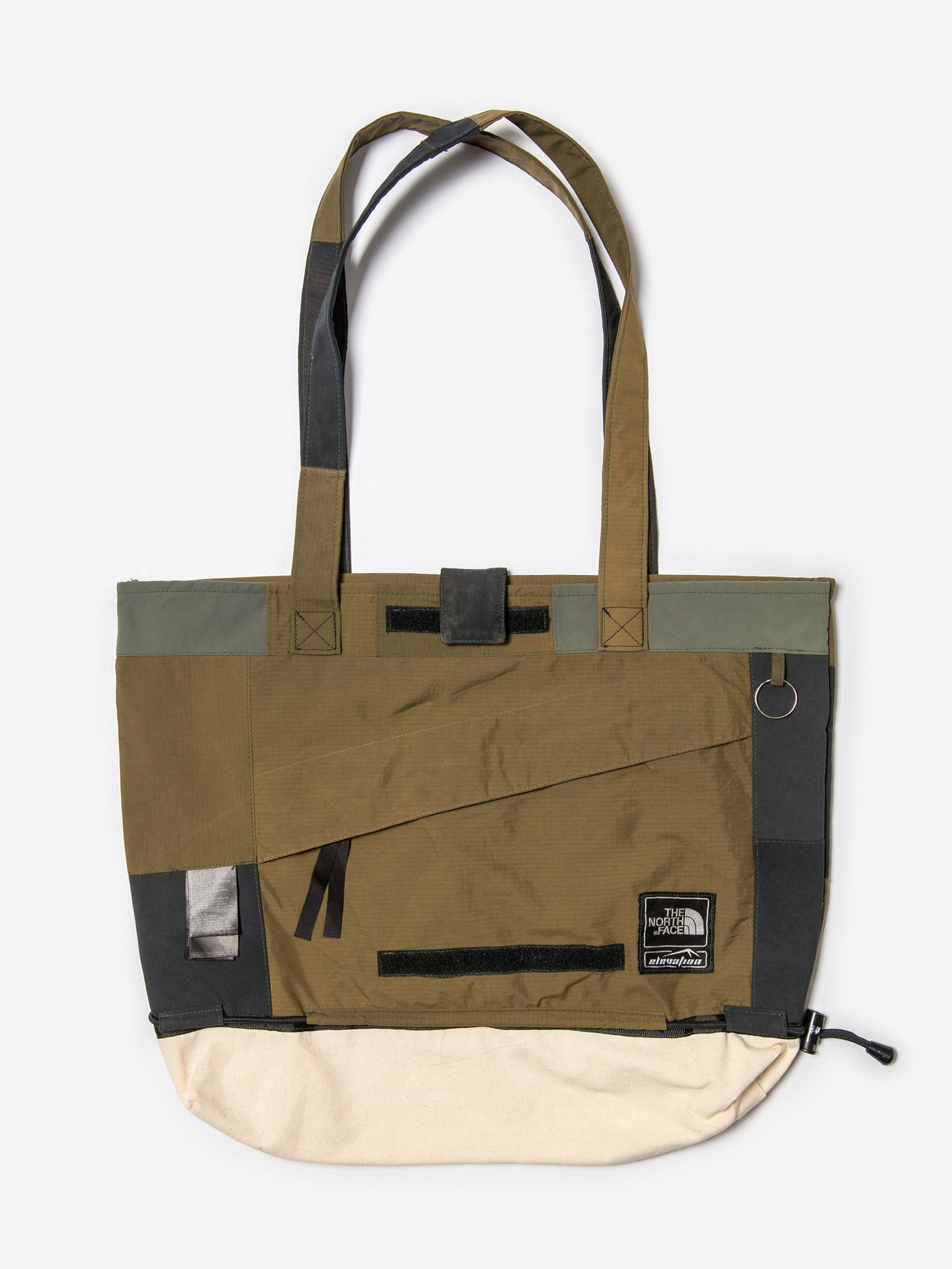 THE NORTH FACE RECONSTRUCTED TOTE BAG C.002