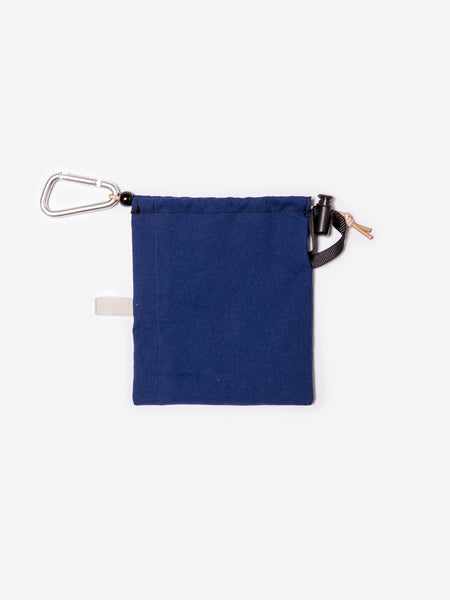 THE OFFCUTS DRAWSTRING POUCH 014