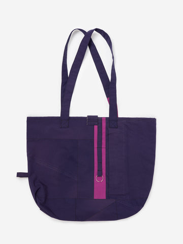 RECONSTRUCTED TOTE BAG C.012