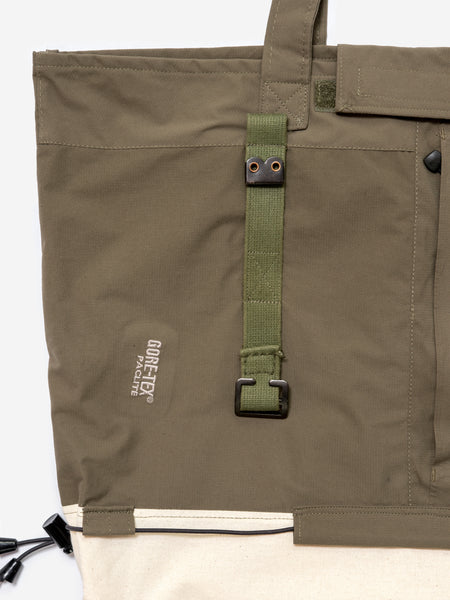 THE NORTH FACE RECONSTRUCTED TOTE BAG B.002