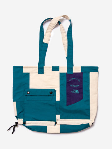 THE NORTH FACE RECONSTRUCTED TOTE BAG B.011