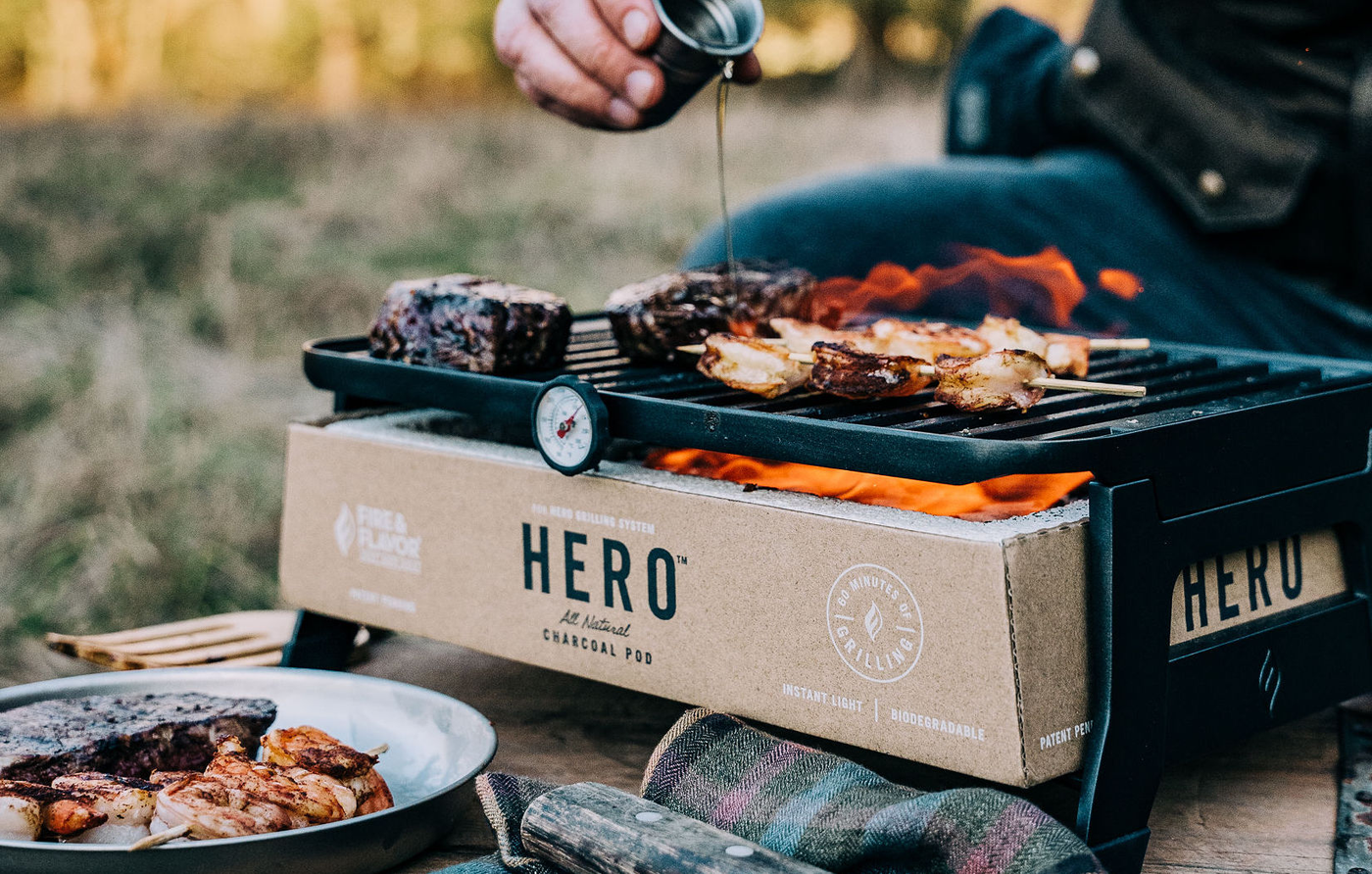 Meet the HERO™ Grill System