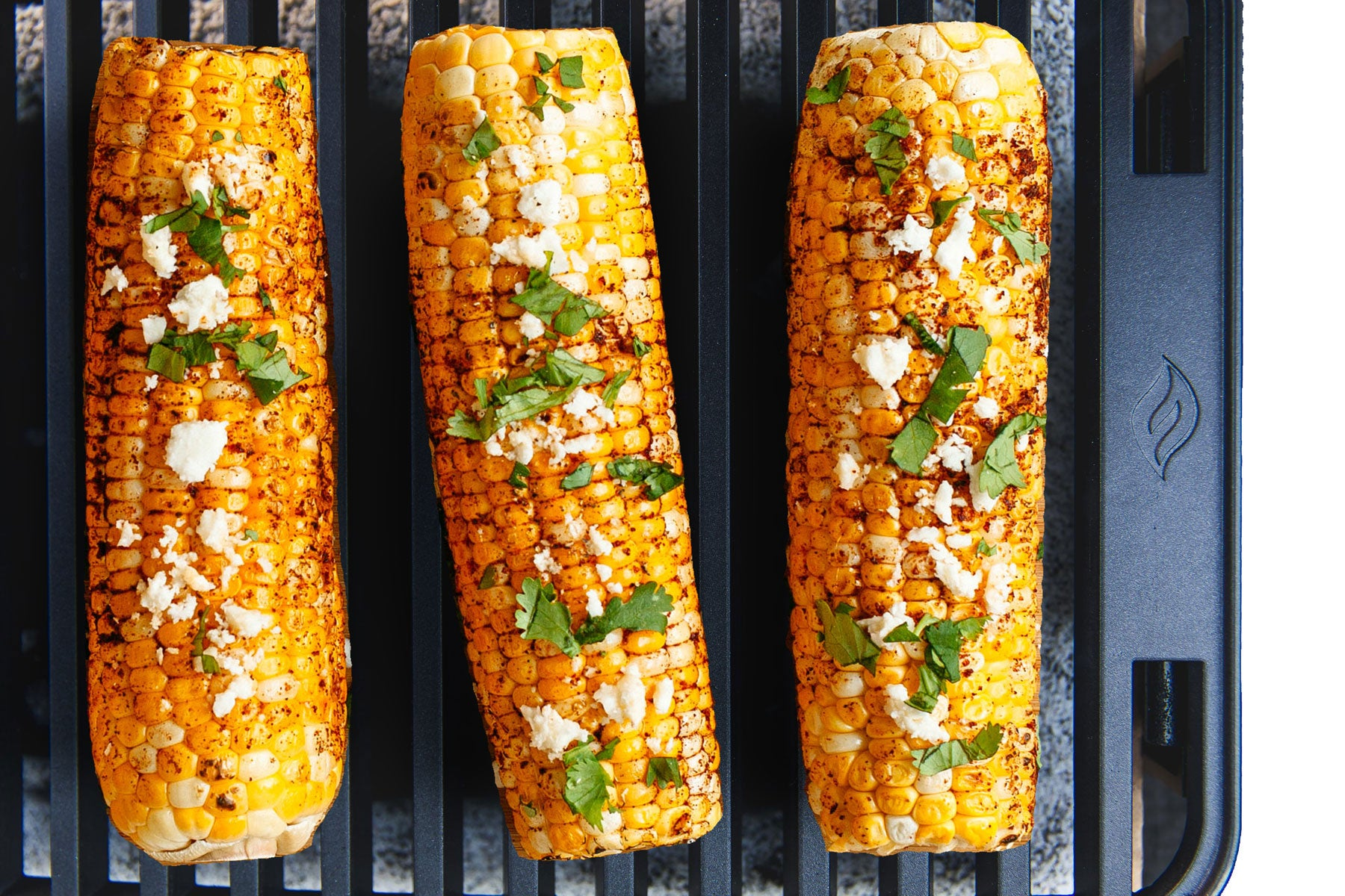 Mexican Street Corn on the HERO Grill
