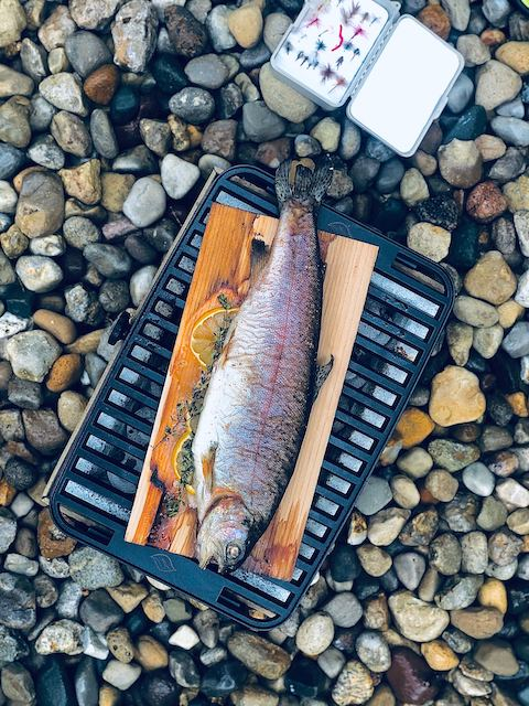 HERO Grill Rainbow Trout