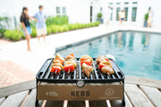 Hero Portable Charcoal Grill System