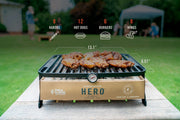 Hero Portable Charcoal Grill