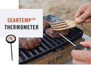 Hero™ Grill + Just Add Heat Tea Towel
