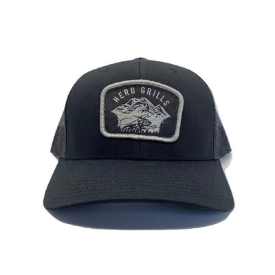 HERO Grills Mountain Trucker Hat