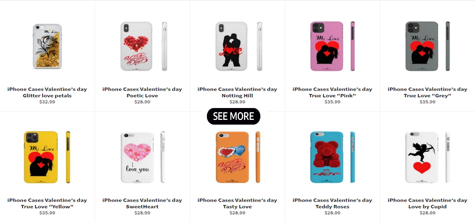 iPhone Cases Valentine's Day