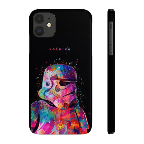 iPhone Cases May The 4th Be With You <br> Soldier Trooper