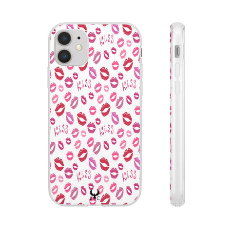 iPhone Cases For Girls <br> Lipstick Kiss