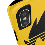 Anime Vegeta Yellow iPhone Case