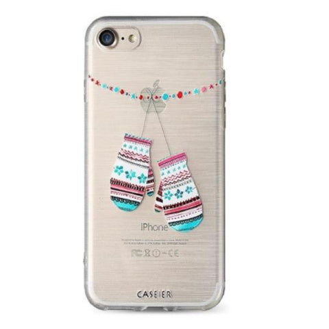 iPhone Case Blessing Christmas-Christmas_Gloves
