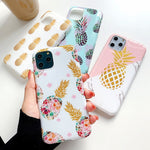 iPhone 11 Case <br> Pineapple