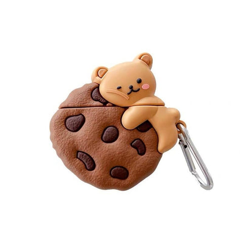 Cookie Bear AirPod Case-KazerCase