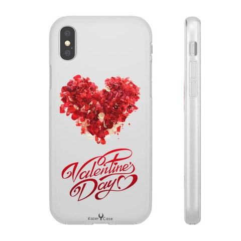 iPhone Cases Valentine's day <br> Poetic Love