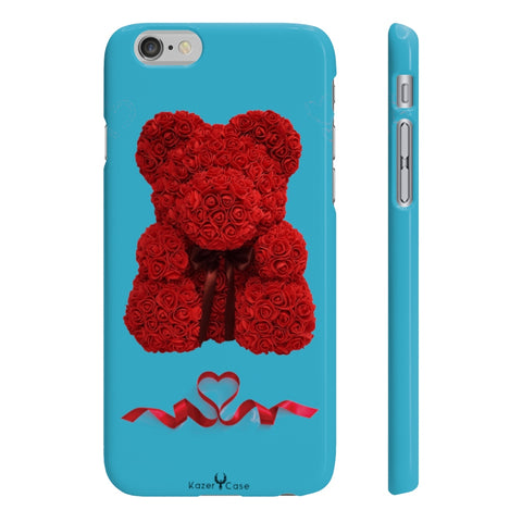iPhone Cases Valentine's day <br> Teddy Roses