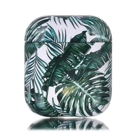 Floral Jungle AirPod Case-KazerCase