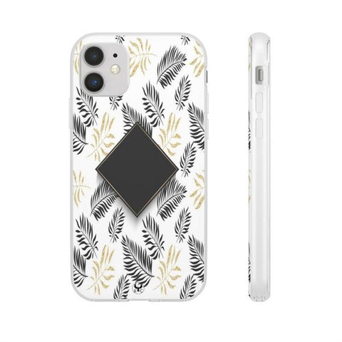 iPhone Case Premium Leaves-iPhone 11
