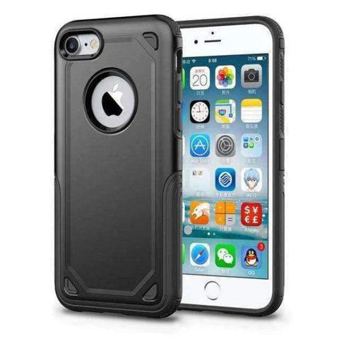 iPhone Case Stylish Protector-Black | KazerCase