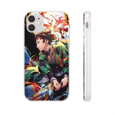 iPhone Cases Anime Demon Slayer Tanjiro-iPhone 11