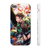 iPhone Cases Anime Demon Slayer Tanjiro-iPhone 7 Plus