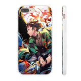 iPhone Cases Anime Demon Slayer Tanjiro-iPhone 8 Plus