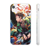 iPhone Cases Anime Demon Slayer Tanjiro-iPhone Xr