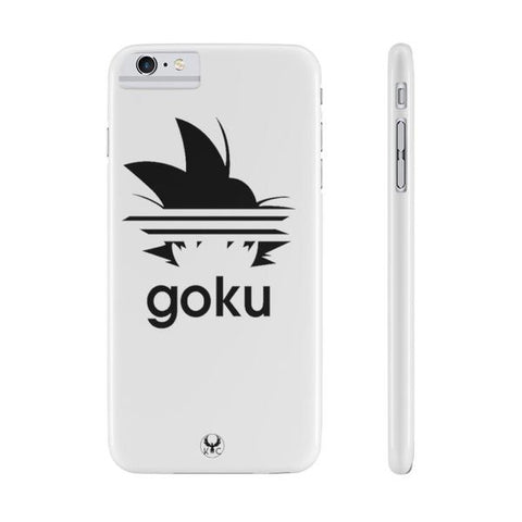 iPhone Cases Anime Goku White-iPhone 6 Plus & 6s Plus