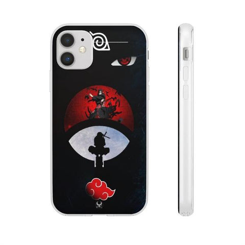iPhone Cases Anime Itachi Sharingan-iPhone 11