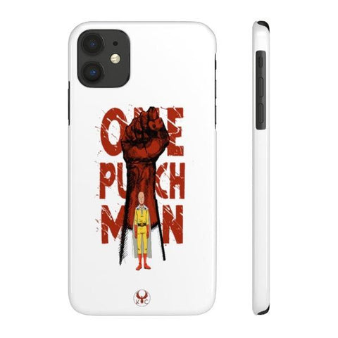 iPhone Cases Anime One Punch Man-iPhone 11