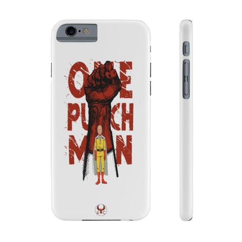 iPhone Cases Anime One Punch Man-iPhone 6 & 6s