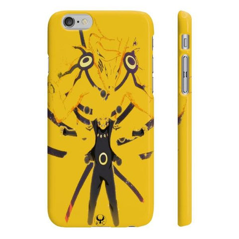 iPhone Cases Anime Sage Of Six Paths-iPhone 6 & 6s