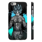 iPhone Cases Anime Super Saiyan Blue-iPhone 6 & 6s
