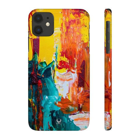 iPhone Cases Cool Blur color-iPhone 11