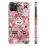 iPhone Cases Cool Cartoon Tattoo-iPhone 11 Pro Max
