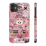 iPhone Cases Cool Cartoon Tattoo-iPhone 11