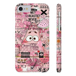 iPhone Cases Cool Cartoon Tattoo-iPhone 7, iPhone 8