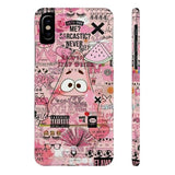 iPhone Cases Cool Cartoon Tattoo-iPhone X