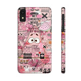 iPhone Cases Cool Cartoon Tattoo-iPhone Xr