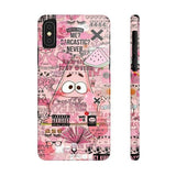 iPhone Cases Cool Cartoon Tattoo-iPhone Xs